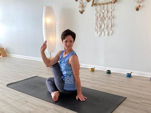 3 Week 200-Hour Hot Yoga and Mindfulness Teacher Training in Cocoa Beach, Florida