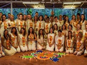 21 Day 200-hour Vinyasa Flow Yoga Teacher Training from an Indian School in Magical Mallorca Island