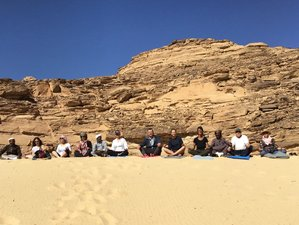 8 Tage Yoga der 5 Naturelemente am Roten Meer in Dahab, Süd Sinai
