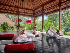 22 Day Complete Rejuvenation and Wellness Yoga Retreat in Badung, Bali