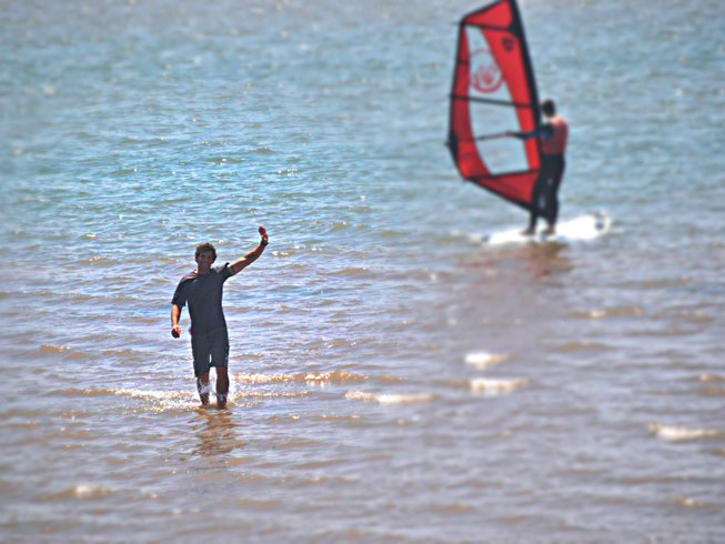 8 Days Windsurf and Yoga Holiday in Fuerteventura, Spain