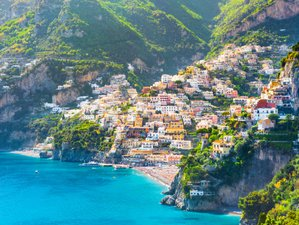 Light Italy Week: 8 Day Yoga & Discovery Vacation in Naples, Campania