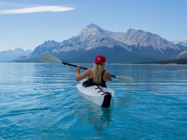 Yoga y kayak