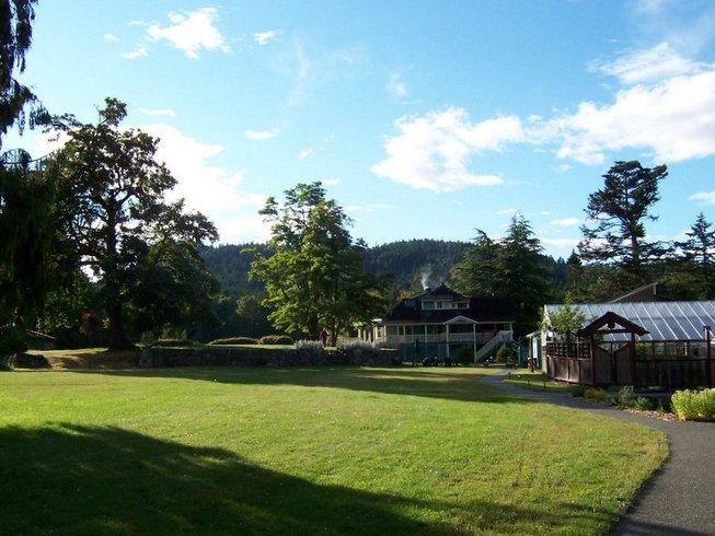 3 Days Salt Spring Yoga Getaway in British Columbia