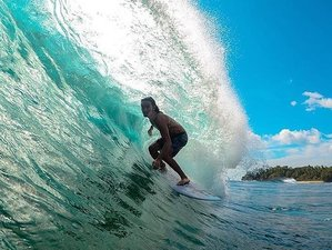 5 Days Portentous Surf Camp Philippines