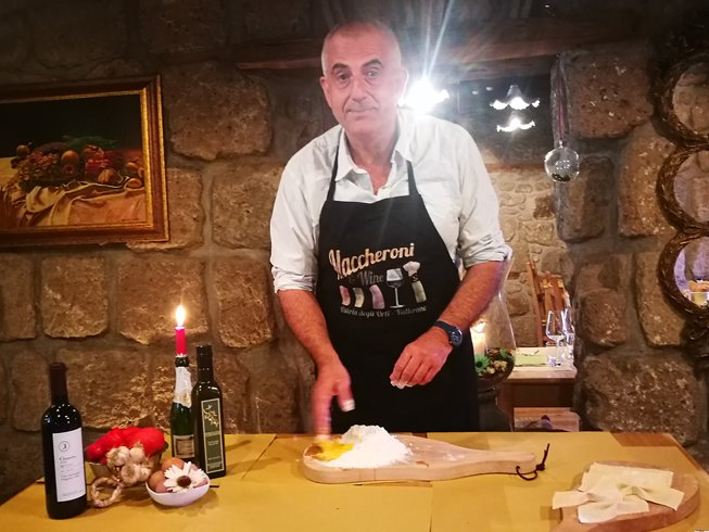 6 Days Trip and Cooking Holiday in Vallerano, Italy
