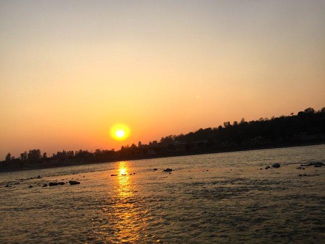 15 días pérdida de peso, detox y retiro de yoga en Rishikesh, India