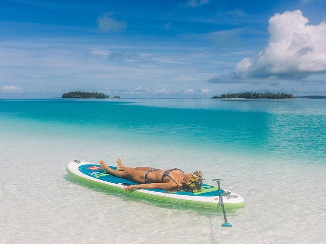 Sup Yoga Retreat Cook Islands