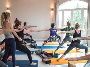 21 Day 200-Hour Vinyasa Hatha Yoga Teacher Training in the Province of Granada, Andalusia