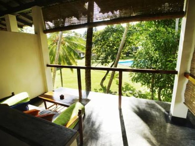 8 Days Reaching Up High Yoga Retreat in Sri Lanka