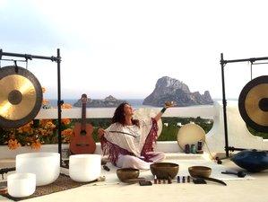 7 Tage Lass die Sonne in dein Herz Scheinen Yoga Retreat auf Ibiza