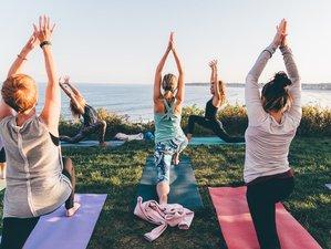 3 Day Welcome Summer Goddess Yoga Retreat in Montauk, New York