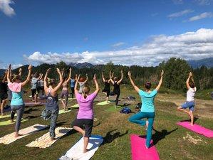 4 Tages Frühlings Yoga Retreat in Weissensee, Österreich