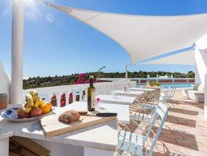 7 Tage Yoga und Surf Urlaub in Budens, Algarve, Portugal