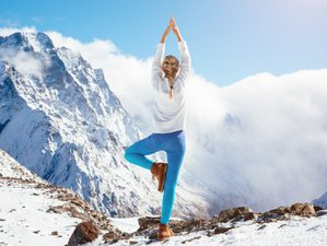 4 Day Experience the Winter in All its Splendor in Silence with Yoga Practice in Lech