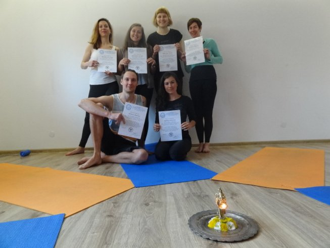 11 Days 80hr Prenatal Yoga Teacher Training in India
