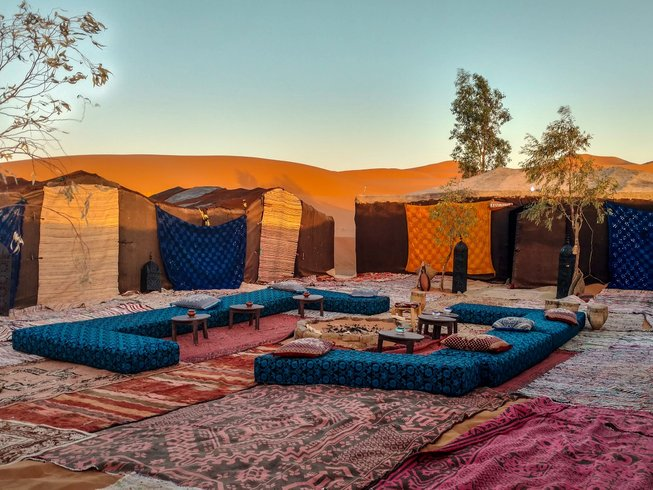 8 Days Atlas and Desert Motorcycle Tour Morocco