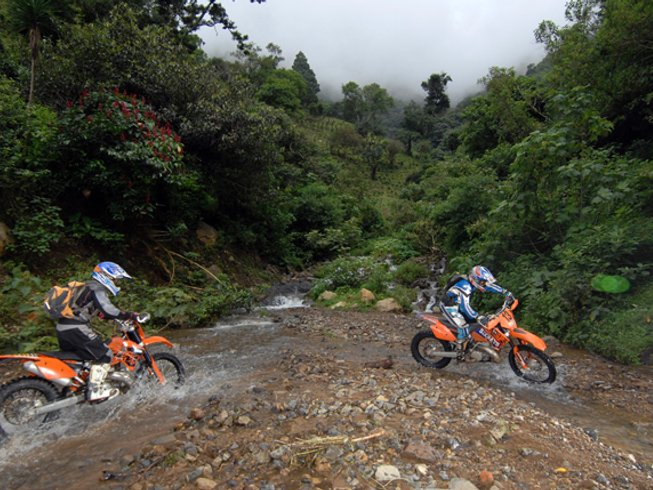 7 Days Guided Motorcycle Tour Costa Rica