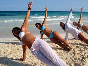 7 Days Bikini Boot Camp and Yoga Holiday in Tulum, Mexico
