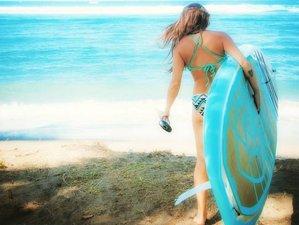 3 Days Paddleboard Yoga Teacher Training in Maui, Hawaii
