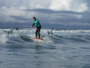 3 Days Wonderful Surf Camp Ireland