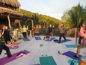 9-Daagse Hike, Meditatie en Yoga Retraite in Yelapa, Mexico