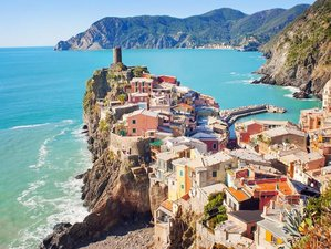 4 Day Enchanting Wine Tasting Holiday in Tuscany & Cinque Terre, Italy