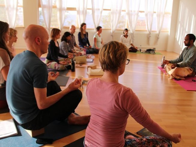 5 Days 50 Hours Yoga Teacher Training in the Netherlands: Block 3