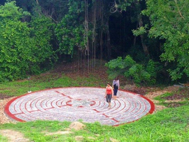 7-Daagse Tropische Avontuur SUP en Yoga Retraite in San Carlos, Panama