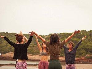 3 días de retiro de yoga y alimentación energética cerca de Pamplona