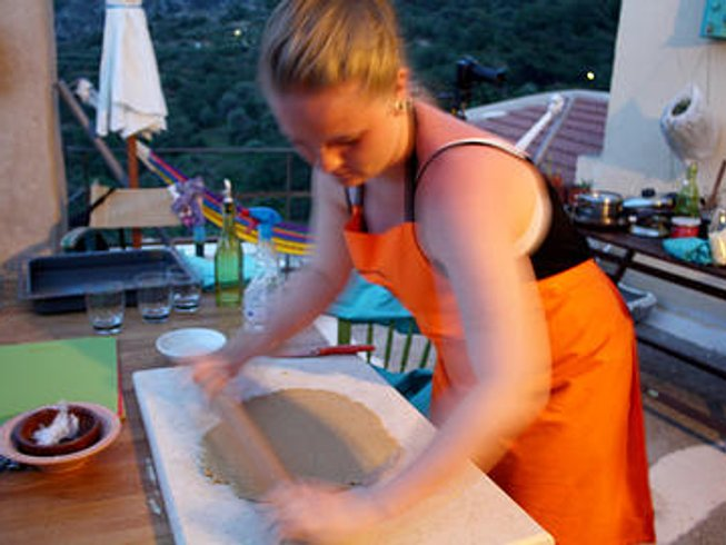 4 Days Food Lovers' Cooking Experience in Crete, Greece