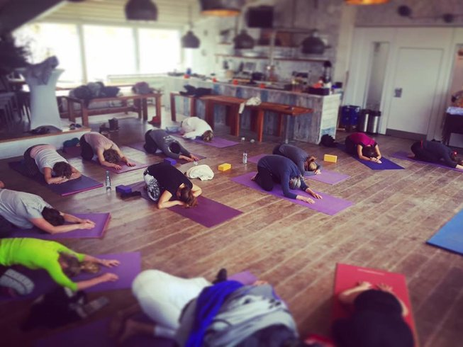 3 Days Delicious Empowering Weekend Meditation and Yoga Retreat in Abcoude, Netherlands