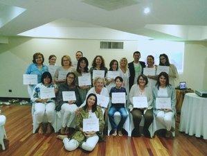 22 Tage 200-Stunden Zertifizierte Hatha Yogalehrer Ausbildung auf Fuerteventura, Spanien