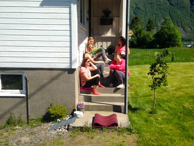 4 Days Hiking and Yoga Retreat in Fræna, Norway