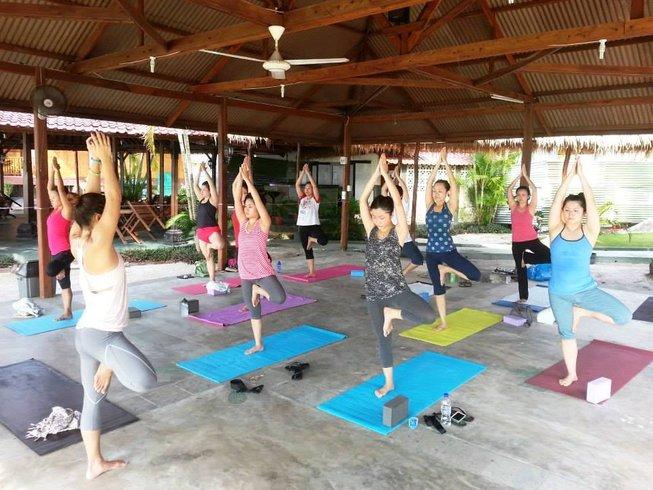 3 Days Blissful Yoga Retreat in Bintan, Indonesia