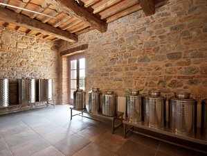 7 Days Intensive Cooking Holidays with Wine Tastings in Umbria, Italy