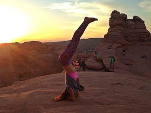 6 Days Ladies' Adventure Hiking, SUP, and Yoga Retreat in Utah, USA