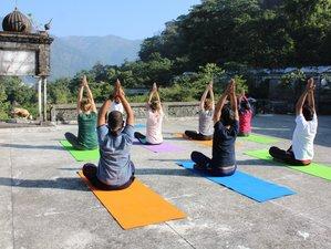 200 hours Hatha, Vinyasa & Ayurveda Yoga Teacher Training in Rishikesh, India