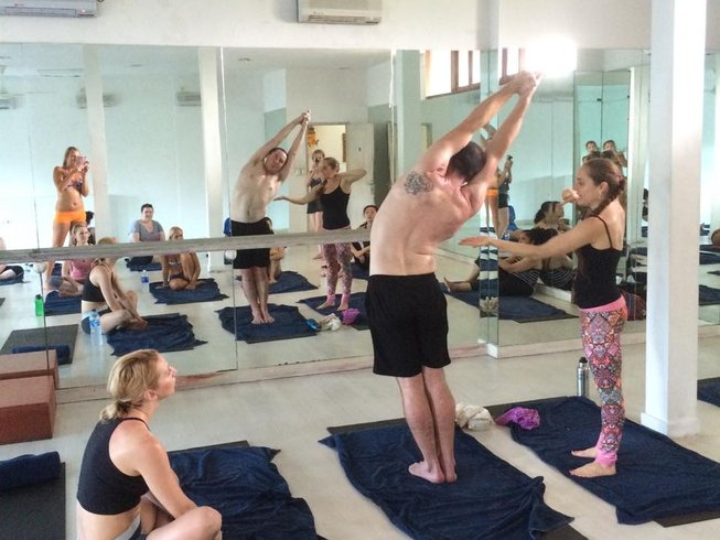 8 Days New Year's Pilates and Hot Yoga Retreat in Bali