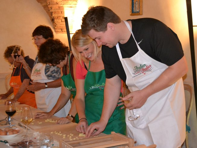 7 Days Culinary and Walking Holiday in Italy