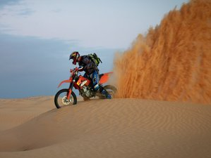 11 Days Enduro Dirt Bike Guided Motorcycle Tour in Tunisia