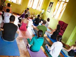 31 Days 200-Hour Vinyasa and Restorative Yoga Teacher Training in Cusco, Peru