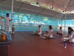 4 jours en retraite de yoga et méditation pour le bien-être à Goa, Inde