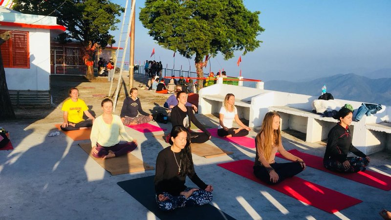 15 Days Ayurveda and Yoga Teacher Training in Rishikesh