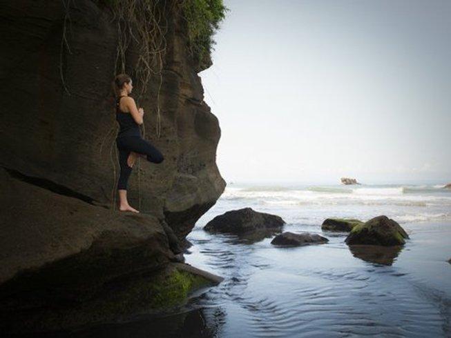 4 Days Rejuvenating Ashtanga and Vinyasa Yoga Retreat in Balian Beach, Bali for All Levels