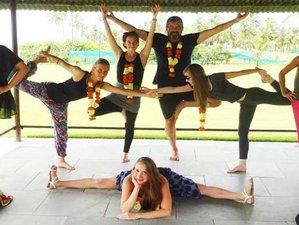 11 Day 100-Hour Hatha Yoga Teacher Training in Salcete, Goa