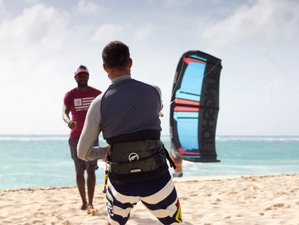 8 Days Blissful Kite Surf Camp in Christ Church, Barbados
