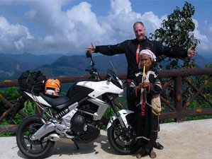 5 Days Lanna Kingdom Motorcycle Tour in Thailand