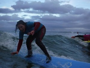 6 Days Surfing Camp in Bundoran, Ireland