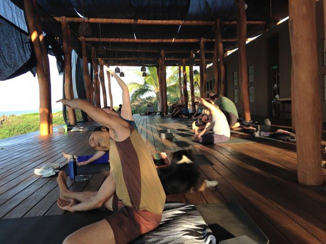 8 Days Spirit Dance Luxury Yoga Retreat in Baja, Mexico